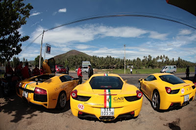 CAR PASSION RALLY HOSTED BY CUONG DOLA   VIETNAM [2]
