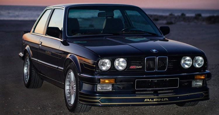 1986 alpina b6 3 5 based on the bmw e30 for how much on ebay. Black Bedroom Furniture Sets. Home Design Ideas