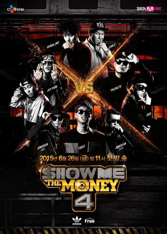 Phim Show Me The Money Season 4-Tập 4 VIETSUB