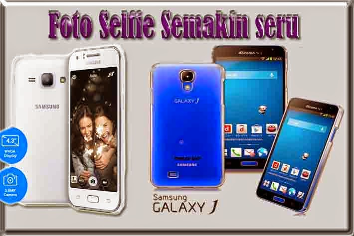 Foto Selfie semakin Seru dengan Samsung Galaxy J1