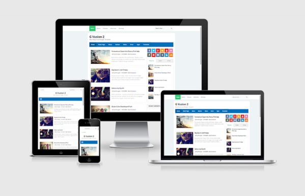Template Blogger Keren Terbaru dan Responsive Seo, Ringan