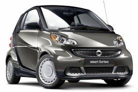 smart fortwo Hatchback
