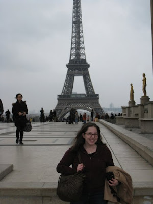 Jamie Allison Sanders, Paris, Eiffel Tower, Le Tour d'Eiffel, Jamie Allison Sanders Eiffel Tower