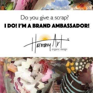 I am a brand ambassador!