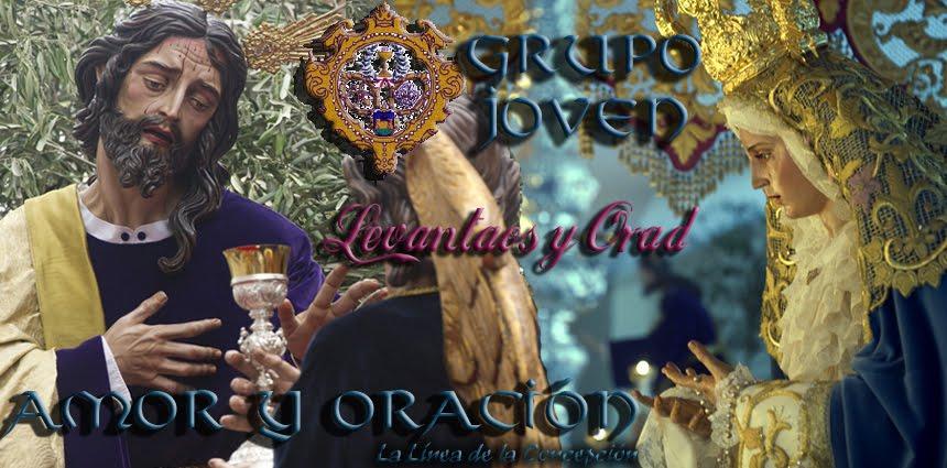 Grupo Joven Amor y Oración.