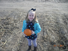 Tailey at the Pumpkin Patch