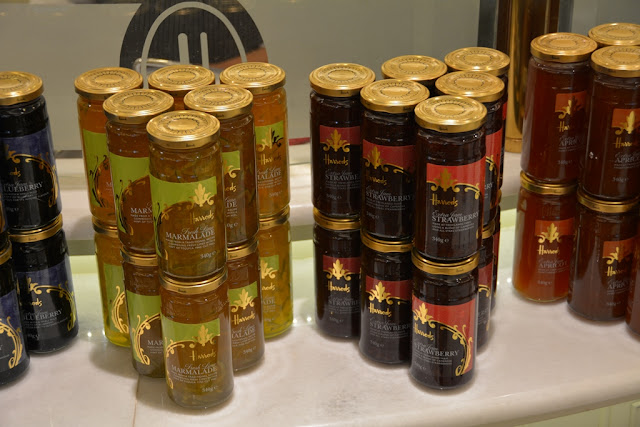 Harrods KLCC marmalade