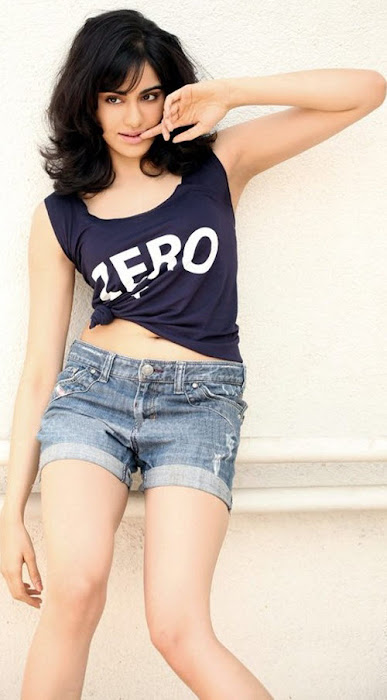 adah sharma shoot