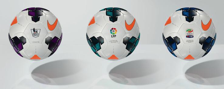 Nike 13/14 Incyte Premier League, Primera División and Serie A Incyte