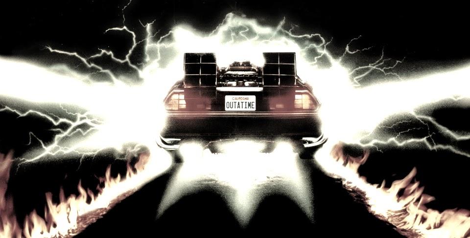 1981 DeLorean DMC 12 from Back to The Future