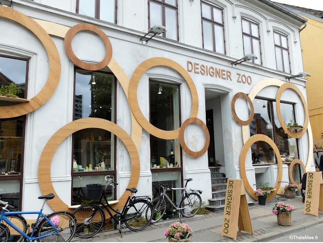 Designer Zoo design creation atelier Design Store à Copenhague