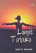 toko buku rahma: buku LANGIT TERBUKA, pengarang rayni n. massardi, penerbit kaki langit kencana