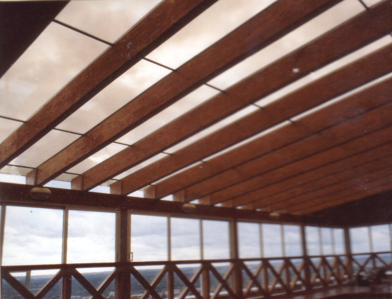 Estructuras metálicas y de madera para pergolas - Estructuras ...