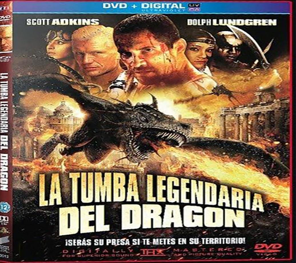 La leyenda de la tumba del dragón (Legendary: Tomb of the Dragon) (2013)