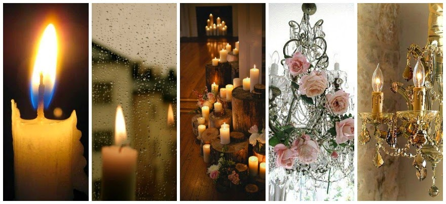 Candles and Chandeliers