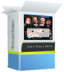 Pawn Stars : The Game Hack Engine