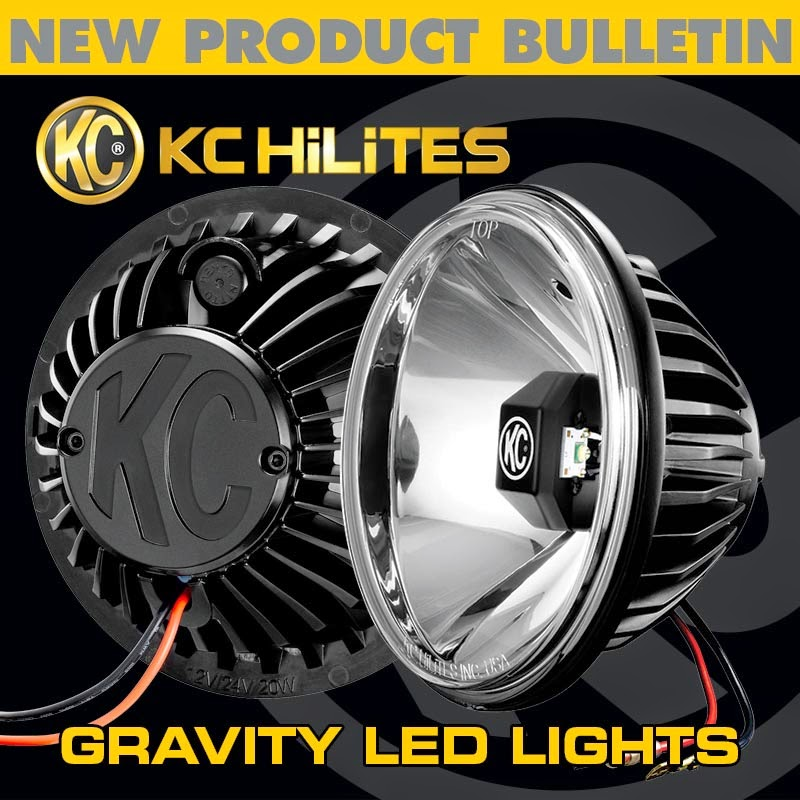 KC Gravity LED