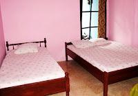 kamar tidur double ariyani homestay