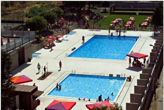Clube de ca a e pesca do alto douro piscinas - Piscinas en alto ...