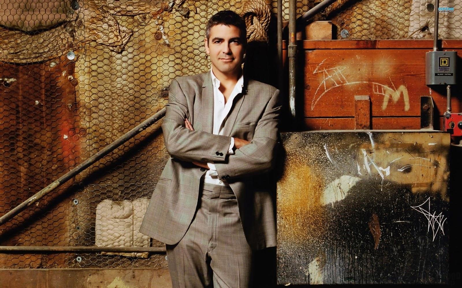 Cool George Clooney
