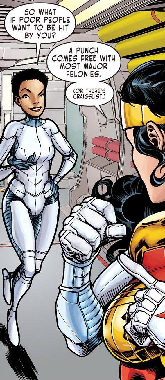 Sensation Comics Featuring Wonder Woman - Alex de Campi - Neil Googe 8