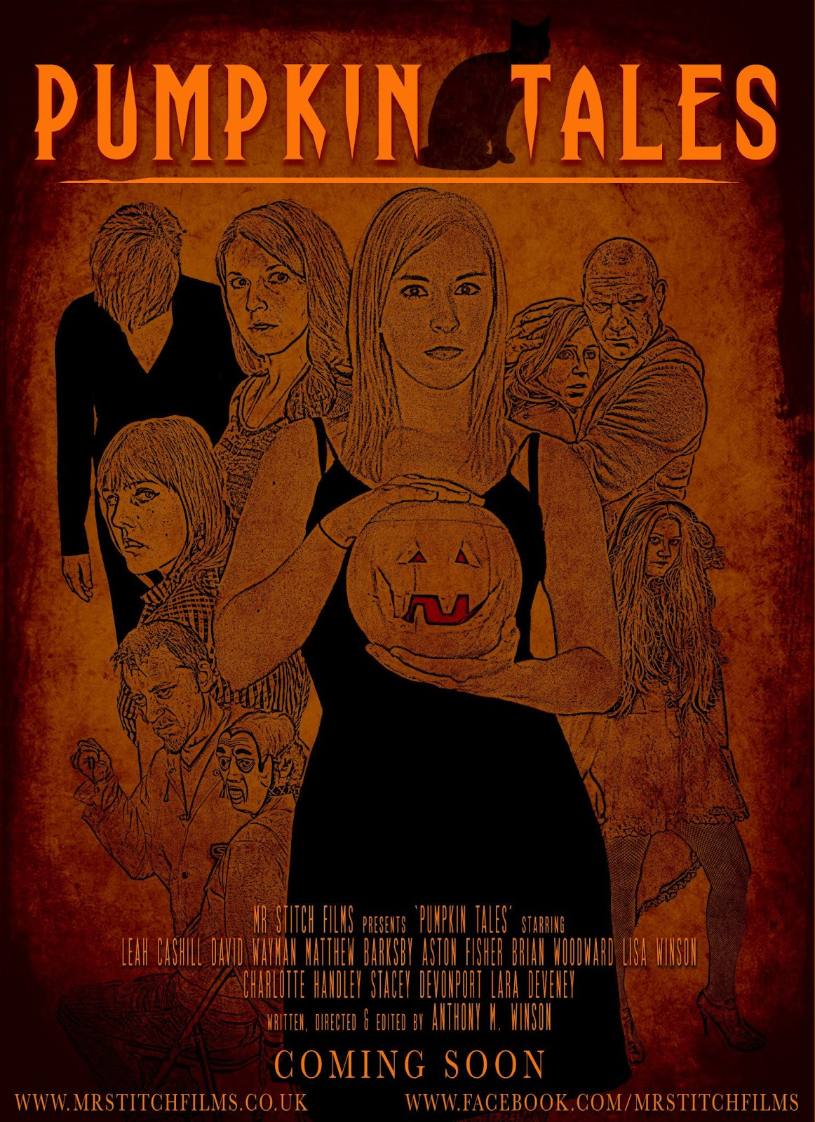 the horrors of halloween pumpkin tales 2013 halloween anthology pumpkin tales 2013 halloween anthology short horror film