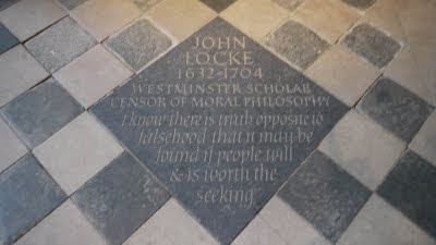 John Locke's Grave
