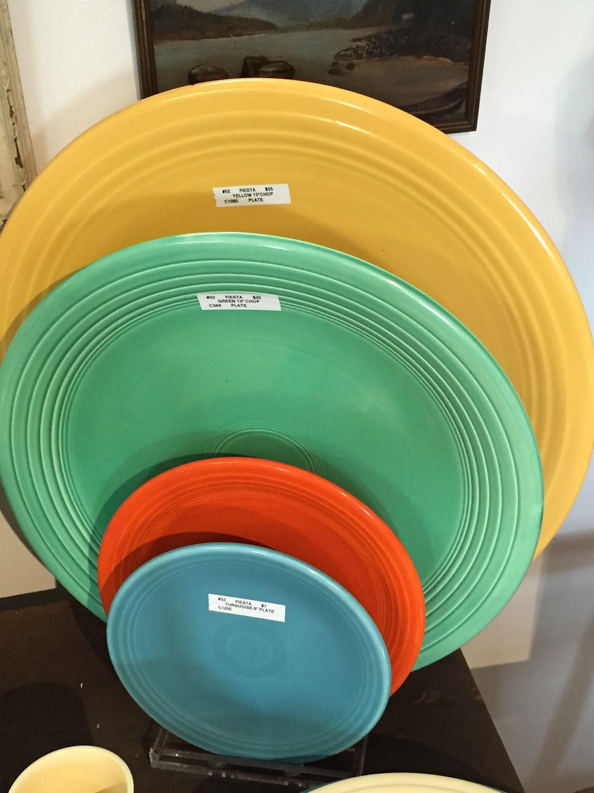 Collecting Vintage Fiesta Dinnerware and Homer Laughlin Pottery & C. Dianne Zweig - Kitsch u0027n Stuff: Announcing Vintage Fiesta ...
