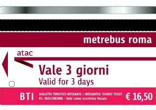 Μετακίνηση στην Ρώμη με Λεωφορεία