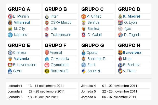champions 2012 2013 ve a calendario liga campeones 2012 2013