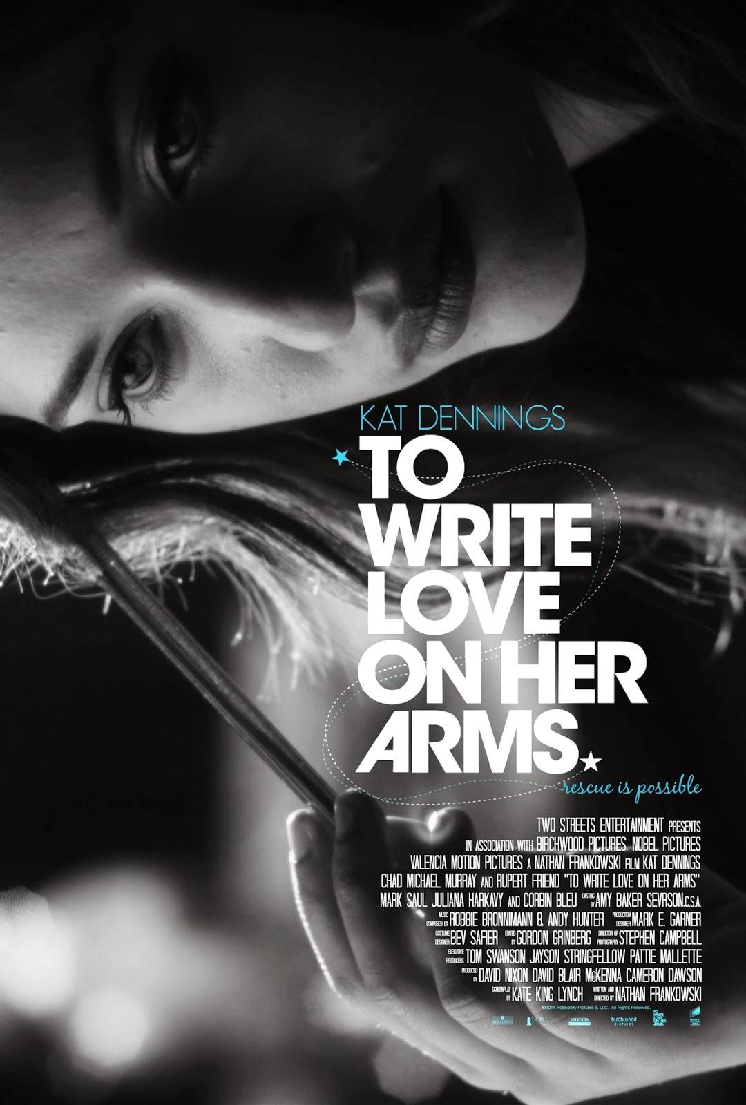 To Write Love on Her Arms (2015) ταινιες online seires xrysoi greek subs