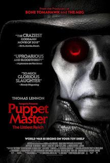 Puppet Master: The Littlest Reich Legendado Online