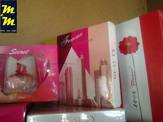 perfumes alternativos nuevos