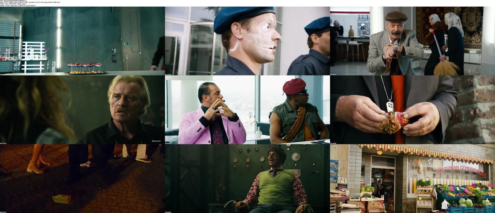 movie screenshot of Agent Ranjid rettet die Welt fdmovie.com