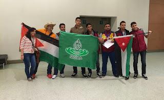 """فريق """"إبداع"""" الأردني يفوز بجائزة مسابقة الروبوت العالمية (فيديو)"""