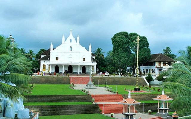 St Mary's Church Bharananganam