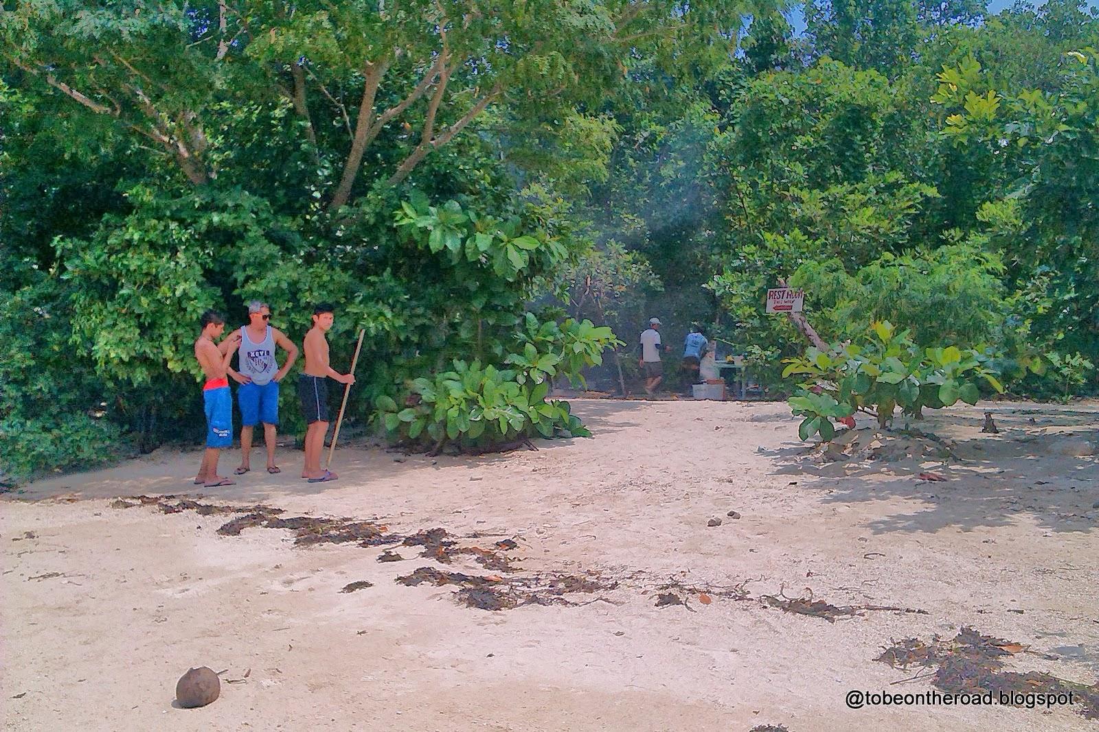 ElNido,Philippines,Snake Island