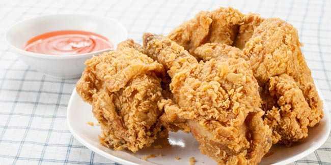 Bumbu Rahasia Ayam Goreng KFC