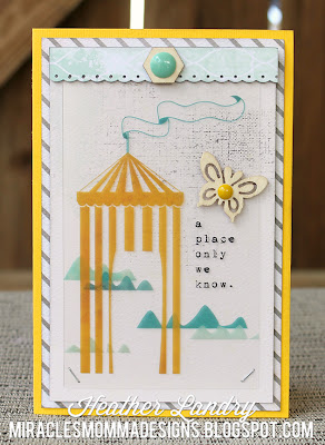 Tent_Butterfly Wood Veneer_Card_Love Glitz