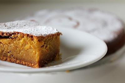 Ciasto z dynią i kwaśną śmietaną
