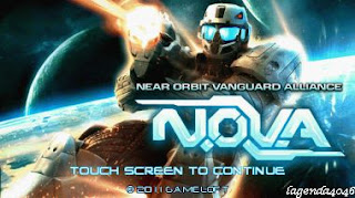 Near Orbit Vanguard Alliance (N.O.V.A) S60v5 S^3