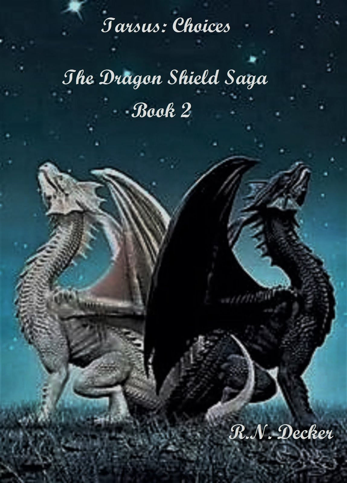 The Dragon Shield Saga Book 2
