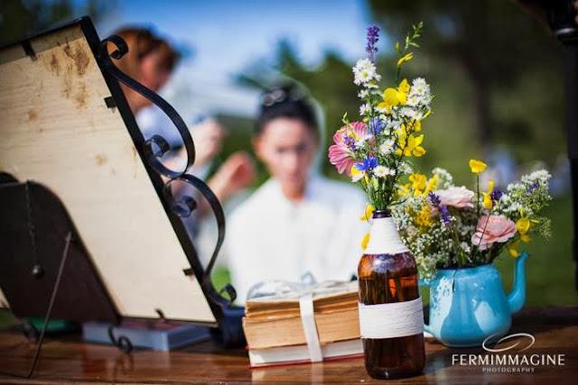 Auguri Matrimonio Rumeno : Shabby freak un matrimonio country chic