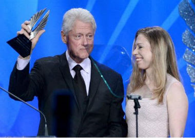 Bill Clinton Glaad