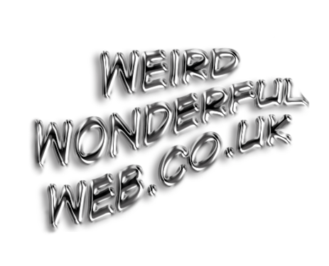 Weird Wonderful Web