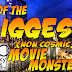 7 of the biggest (non cosmic) movie monsters: Giant monsters round up