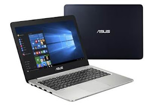Asus K401lb, Notebook 14 Inci Full Hd Ultra Portable Dengan Bodi Slim