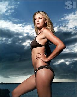 sexy tennis celebritymaria sharapova
