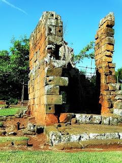Ruínas do Cabildo, São Nicolau