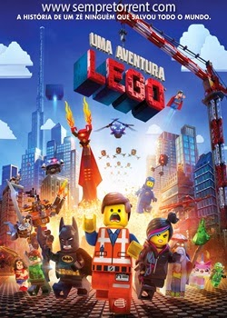 Download Uma Aventura Lego Dublado RMVB + AVI   Baixar Torrent